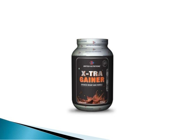 British Nutritions XTRA Gainer is a proprietary blend of whey, soy and milk proteins. It is power packed with digestible c...