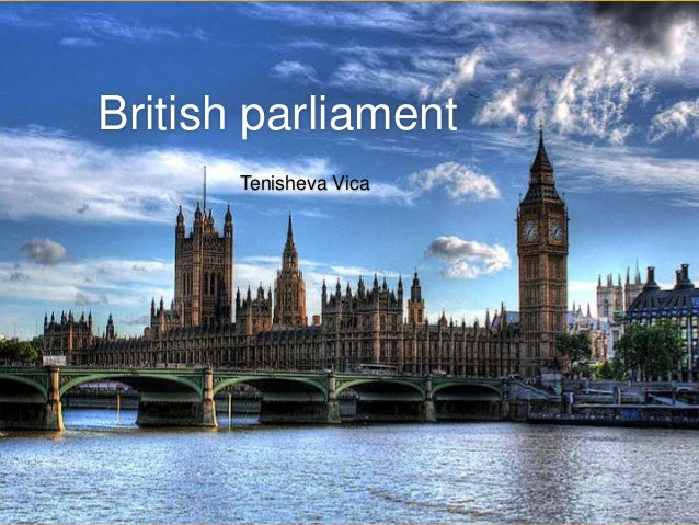 British parliament Tenisheva Vica