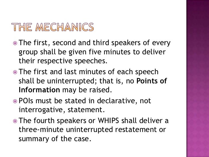 Speech Analysis Essay Example