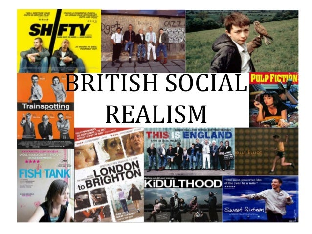 british social realism British social realism, contemporary british realism, duane hopkins, ken loach abstract this article uses duane hopkins's better things (2008) as a point of.