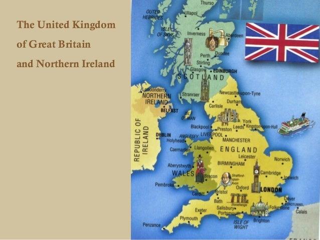 The United Kingdomof Great Britainand Northern Ireland