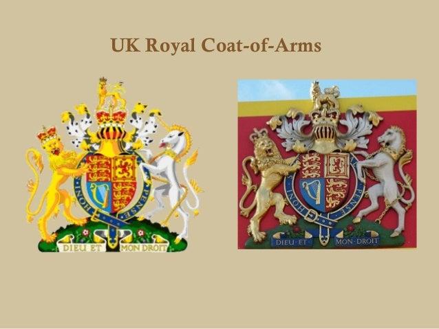UK Royal Coat-of-Arms