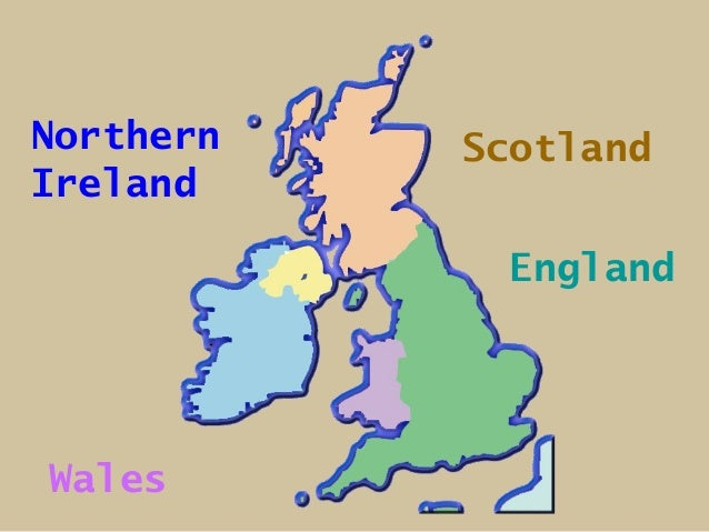 Northern   ScotlandIreland            EnglandWales