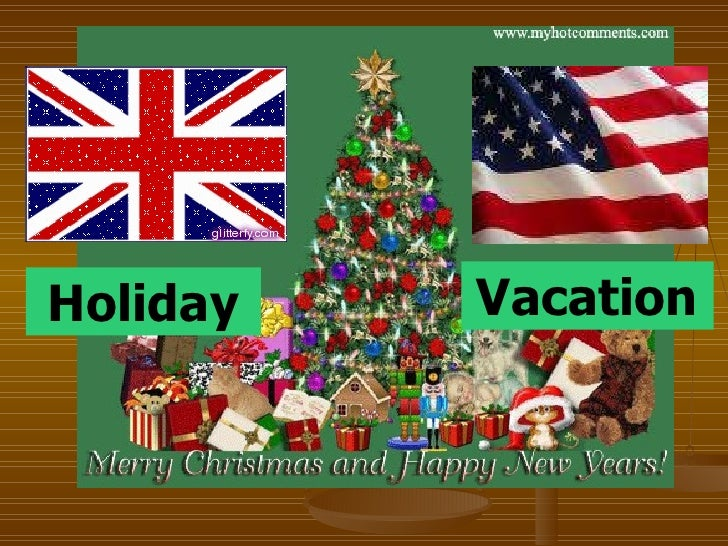 What Is The Difference Between Holiday And Vacation In ...