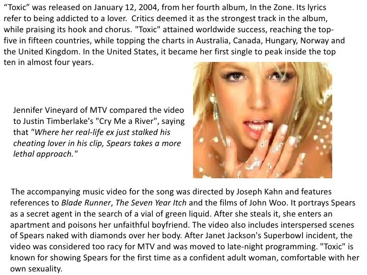 britney spears psychological case study Spears' camp never confirmed that the singer suffers from bipolar disorder, but whatever psychological problems she has are enough to keep her under the conservatorship.