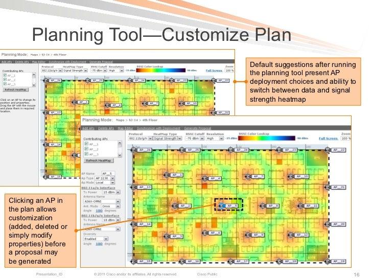 Managing an Enterprise WLAN with Cisco Prime NCS & WCS