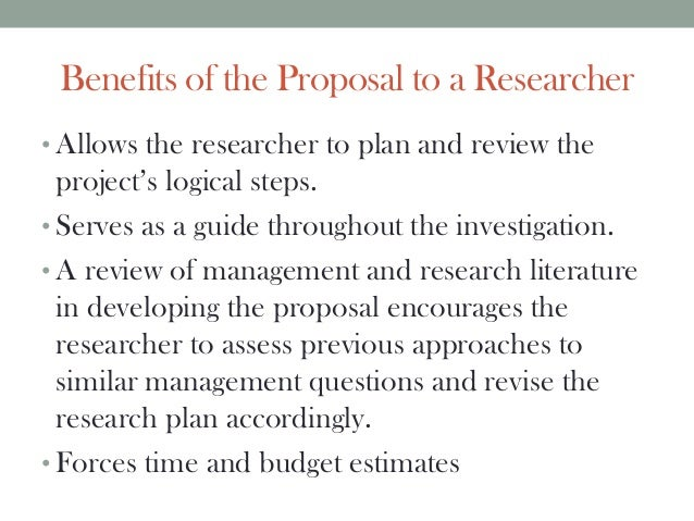 One page phd research proposal