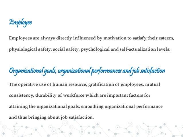 Impact Of Motivation On Employee Performance