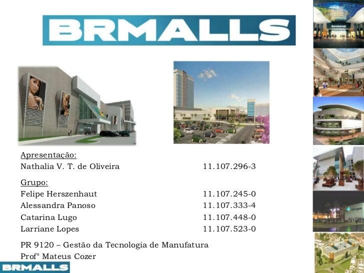 Apresentação:<br />Nathalia V. T. de Oliveira 11.107.296-3<br />Grupo:<br />Felipe Herszenhaut11.107.245-0<br />Ales...