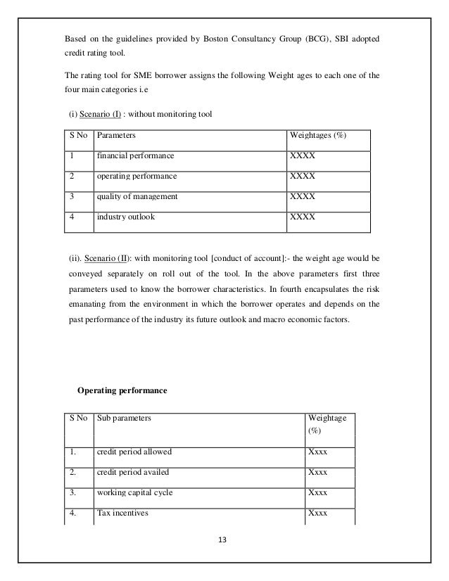 study on financial performance of sbi bank A comparative study of financial performance of sbi and icici banks in india a jaiswal, c jain2 1research scholar, jnibm the state bank of india.