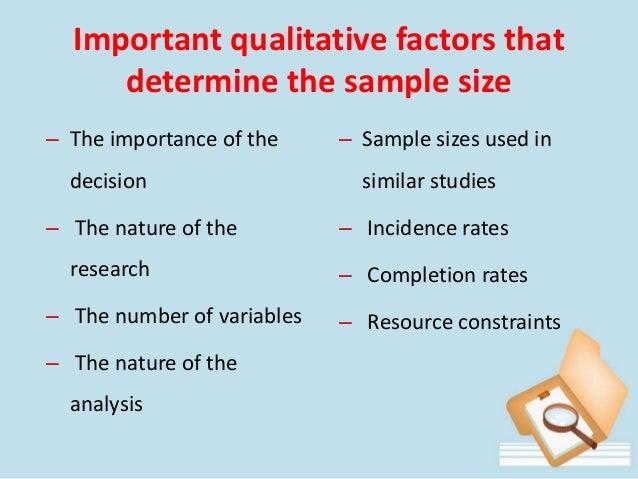 Sampling Design and Sampling Distribution