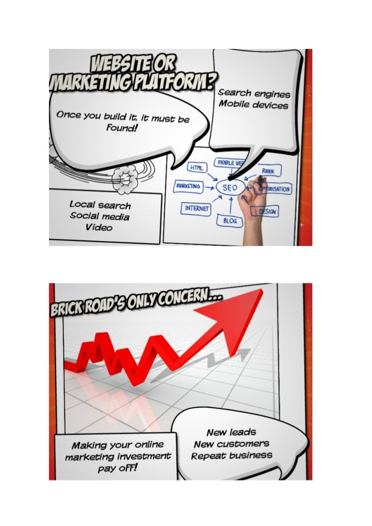 Integrated Online Marketing Agency Slide 2
