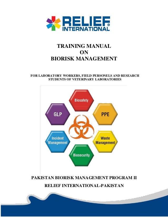 BRM Training Manual