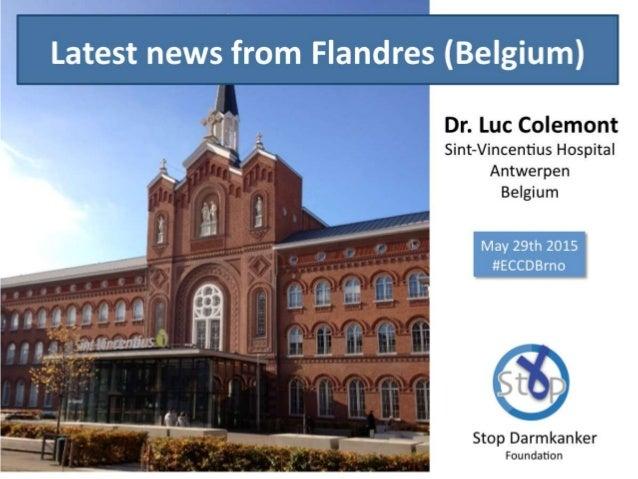 GOOD NEWS BAD NEWS #ECCDbrno @LucColemont