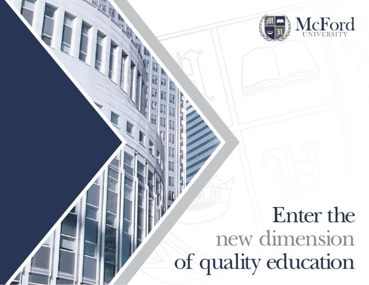 Enter the    new dimensionof quality education