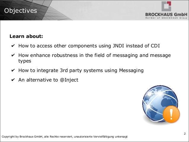 Java EE Pattern: Infrastructure Slide 2