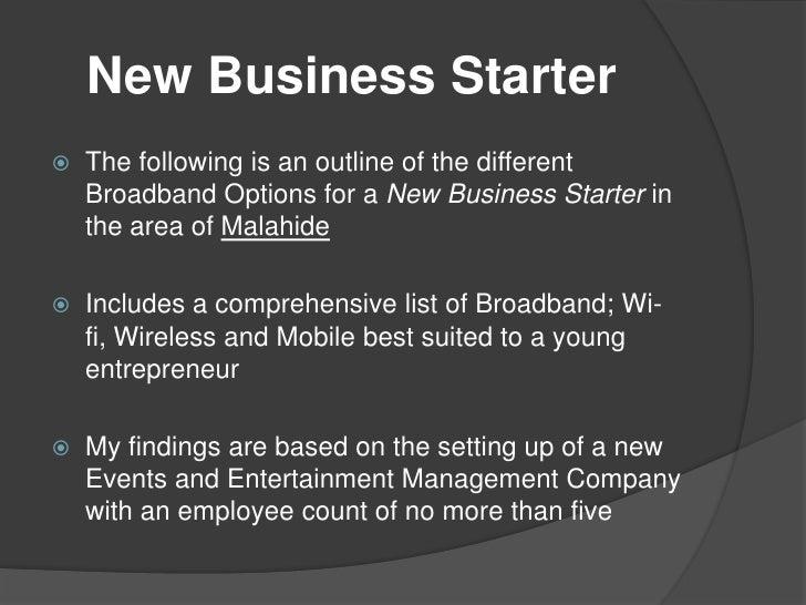 Broadband in ireland Slide 3