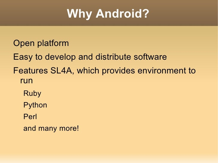 Broadcast presentation Slide 2