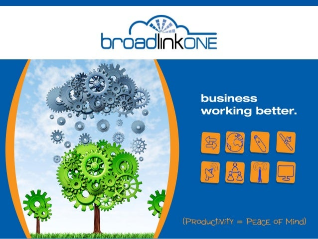 Who is broadlinkone? We are your Business Productivity Ecosystem Architects! • At broadlinkone, we're passionate about inc...