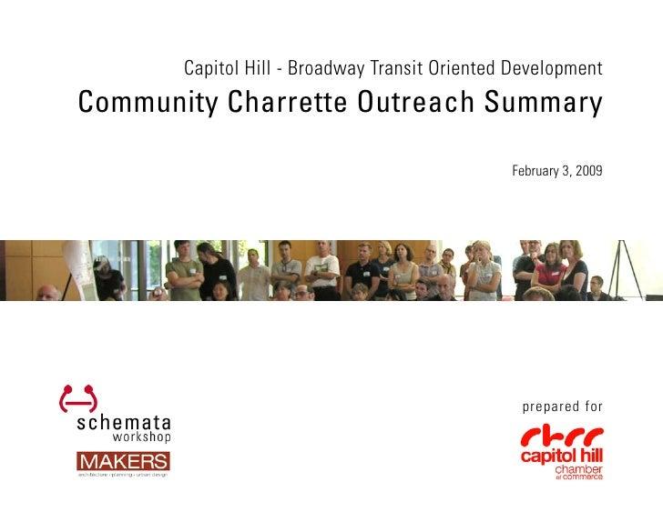 Broadway Tod Report 2 Charrette