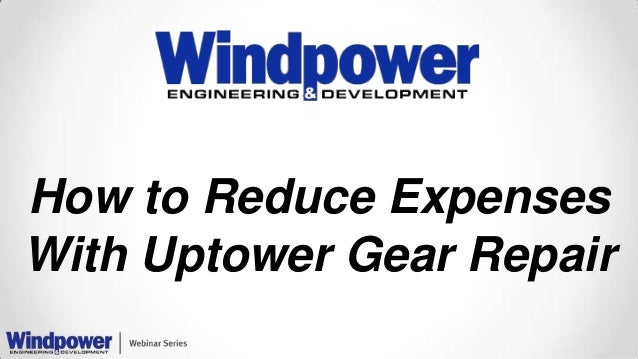 How to Reduce Expenses With Uptower Gear Repair