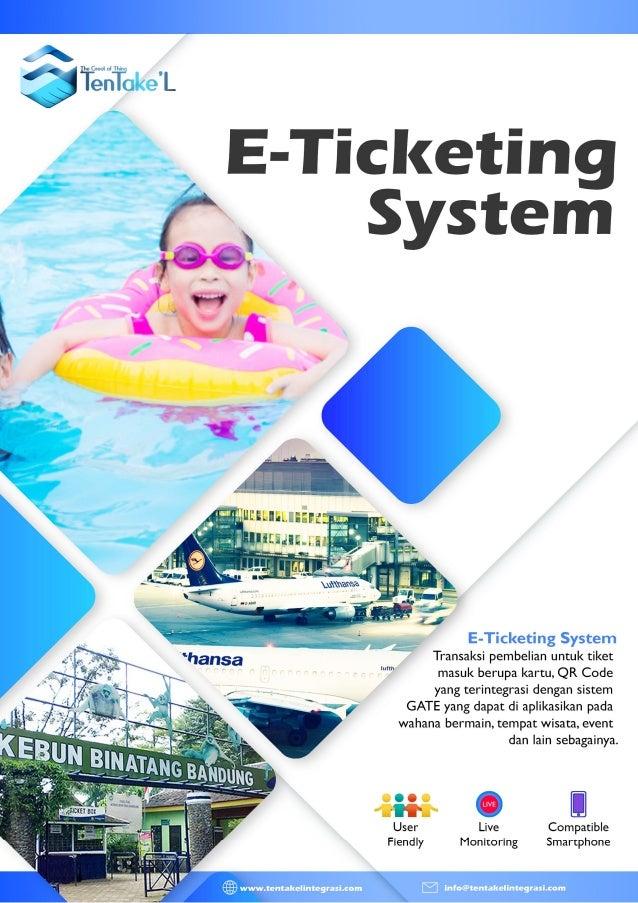 E-Ticketing System Brochur