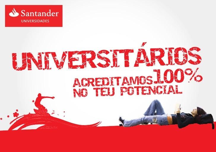 UNIVERSITARIOS    ACREDITAMOS               100%    NO TEU POTENCIAL