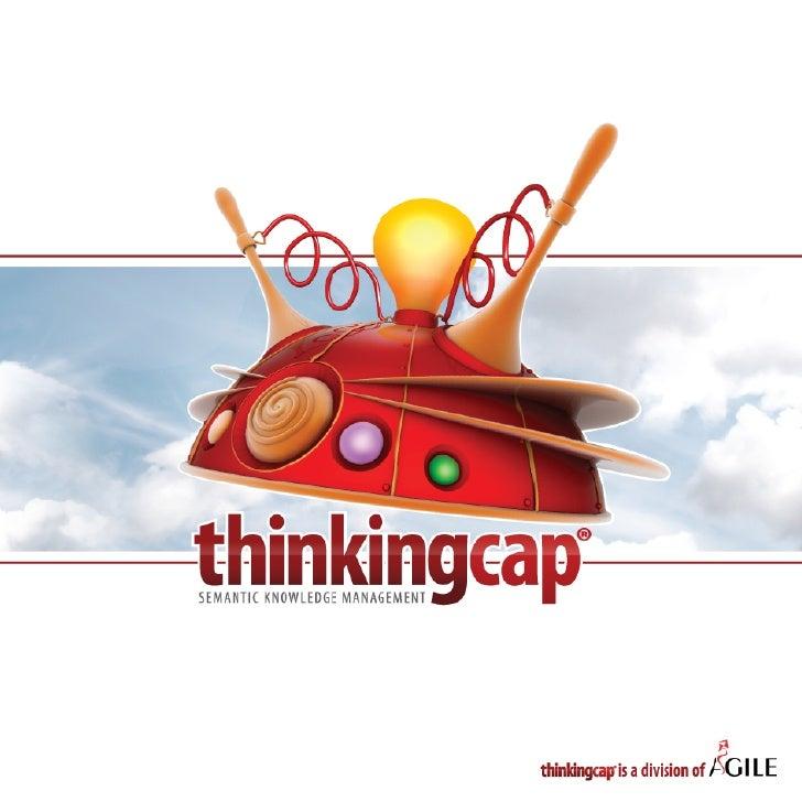 Thinking Cap Brochure