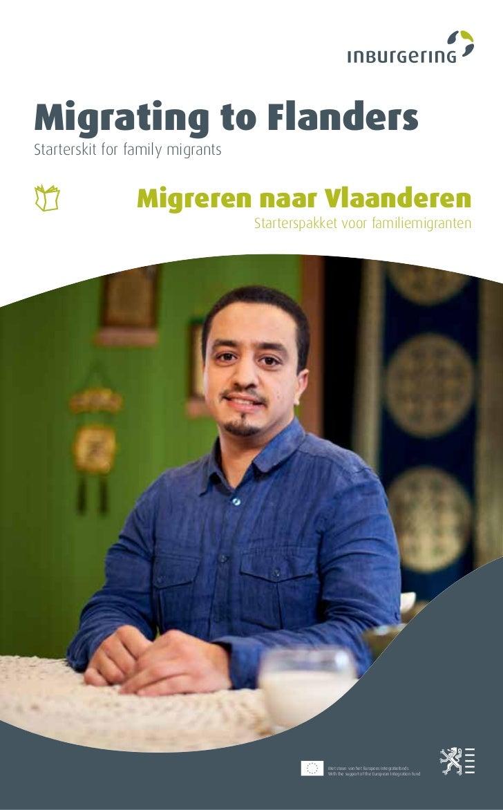 Migrating to FlandersStarterskit for family migrants,                Migreren naar Vlaanderen                             ...