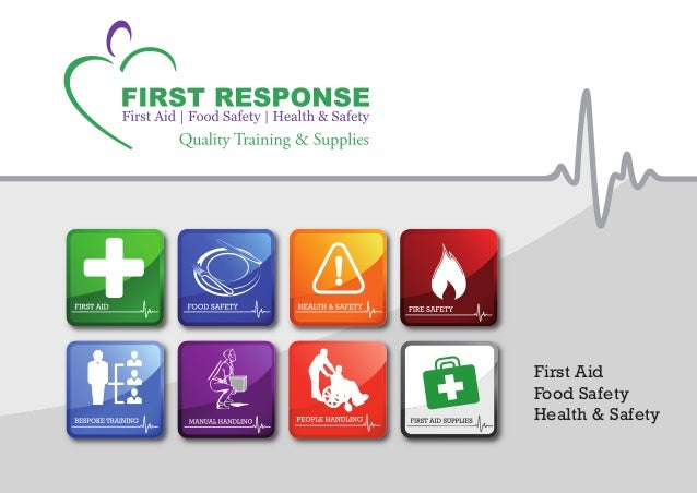 First Aid Food Safety Health & Safety