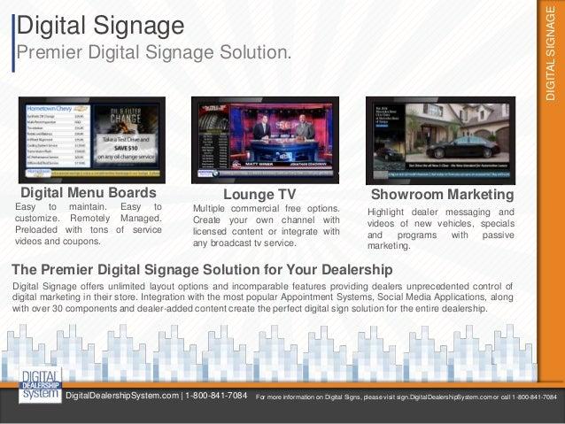 digital signage business plan pdf