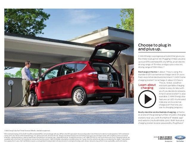 2015 Ford C-Max Brochure   Farmington Ford Dealership
