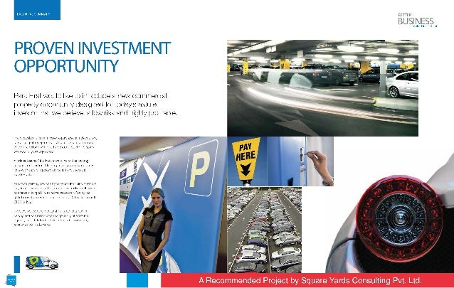 :;4aIIl| ms1uiviIM;1:c'i'  PROVEN INVESTMENT OPPORTUNITY  Park First would like to introduce a new commercial property opp...