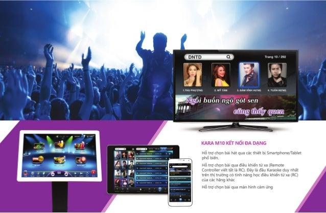 Kara M10 - Giải pháp Karaoke chuyên nghiệp