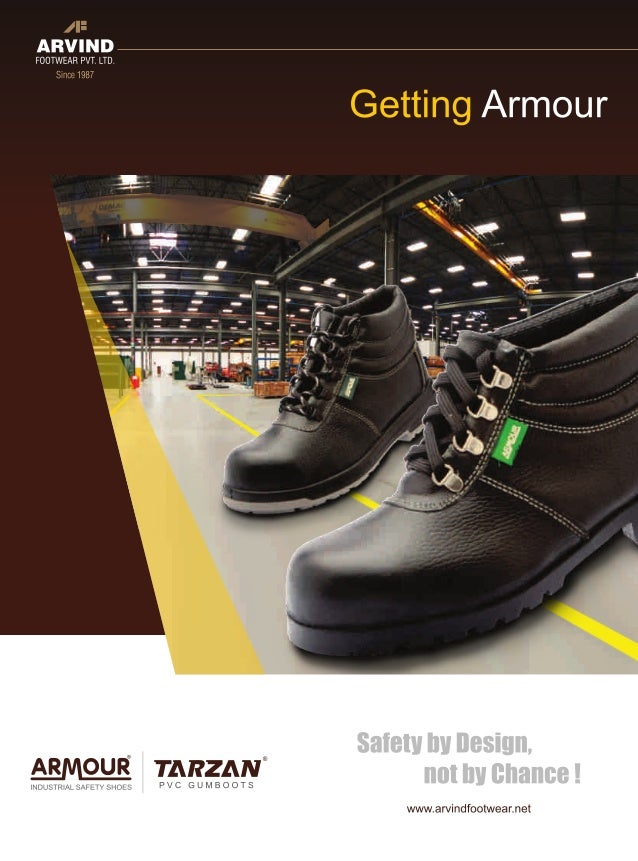 Industrial Safety Shoes By Arvind Footwear Private Limited