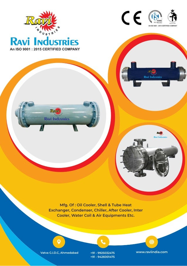 AIR EQUIPMENT By Ravi Industries