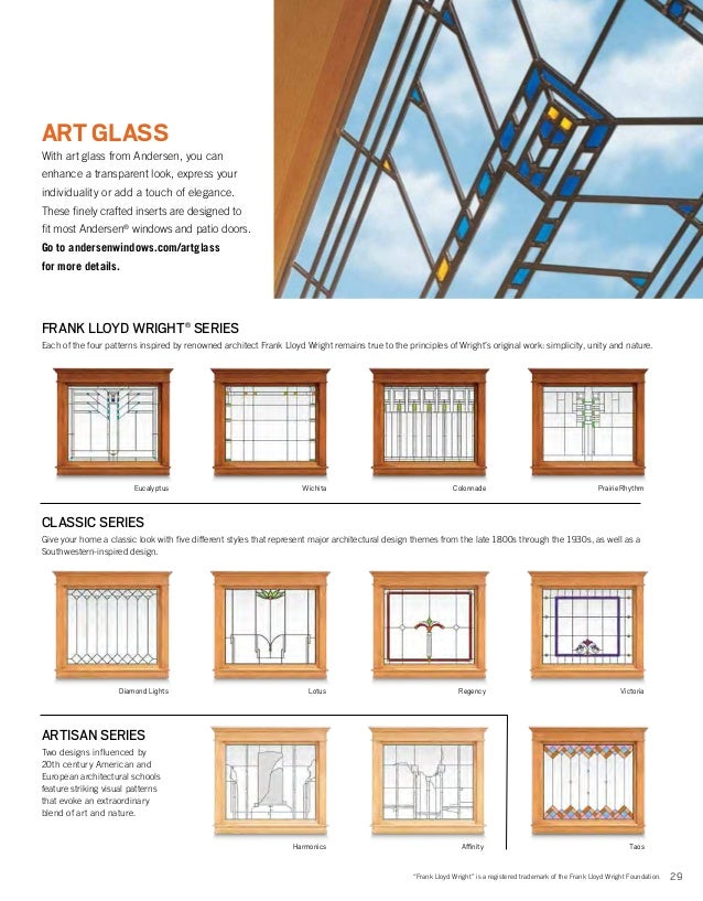 Window parts window diagram pictures to pin on pinterest for Andersen windows art glass