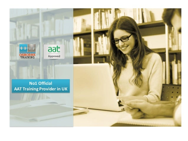 AAT Accounting Qualification | AAT Courses | Kaplan Financial