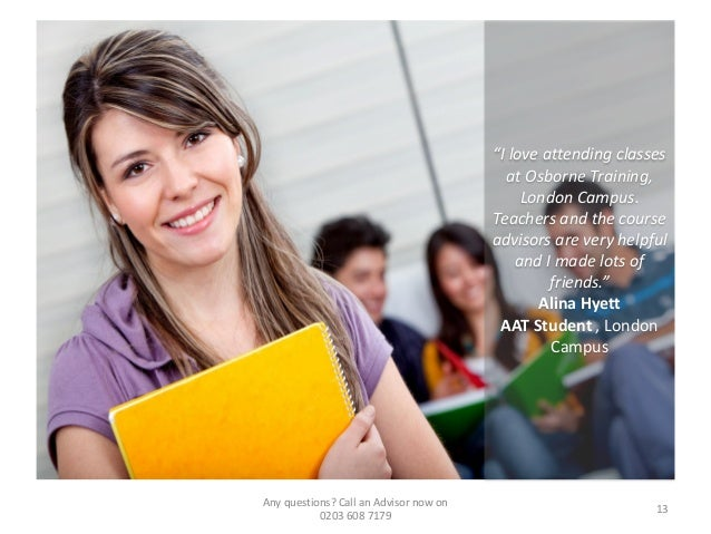 AAT Certificate in Accounting - OpenTuition