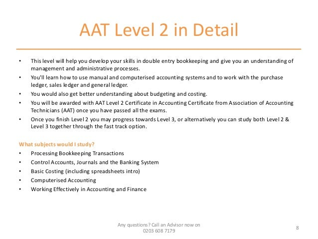 Eagle Education - Online AAT Qualification