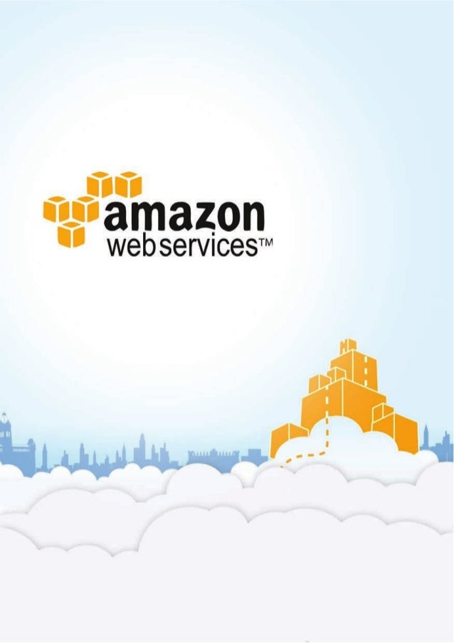 Amazon Web Services (AWS) is an easy and secure wayto operate web and mobile apps and big...