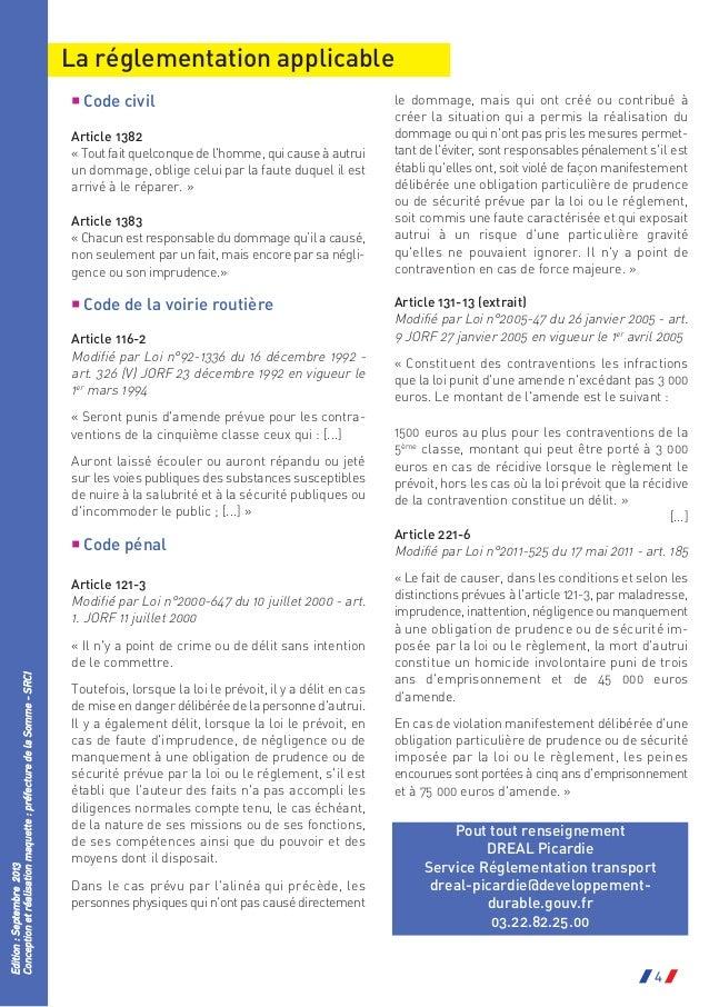 Attention la boue sur les routes - Coups et blessures volontaires code penal ...