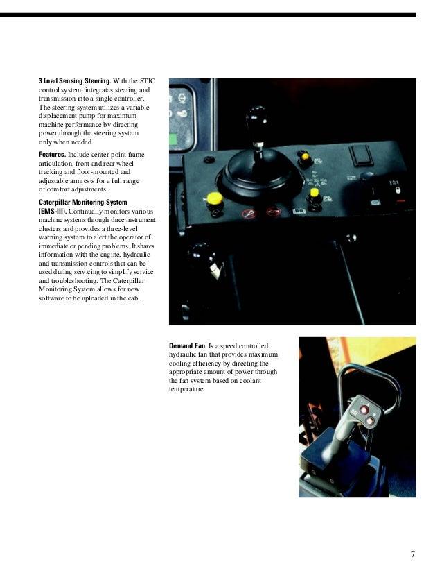 Catalogo Del Tractor De Ruedas 834g Ingles Www