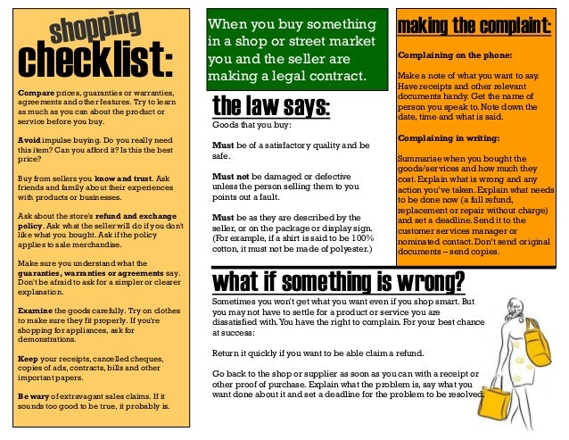 shop smart a consumer guide rh slideshare net consumer guide prescription drugs Sustianable Consumer Guide Fishing