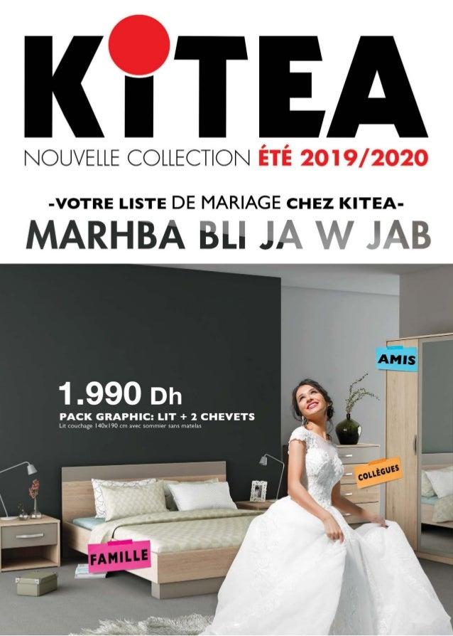 Brochure Kitea Maroc été 2019