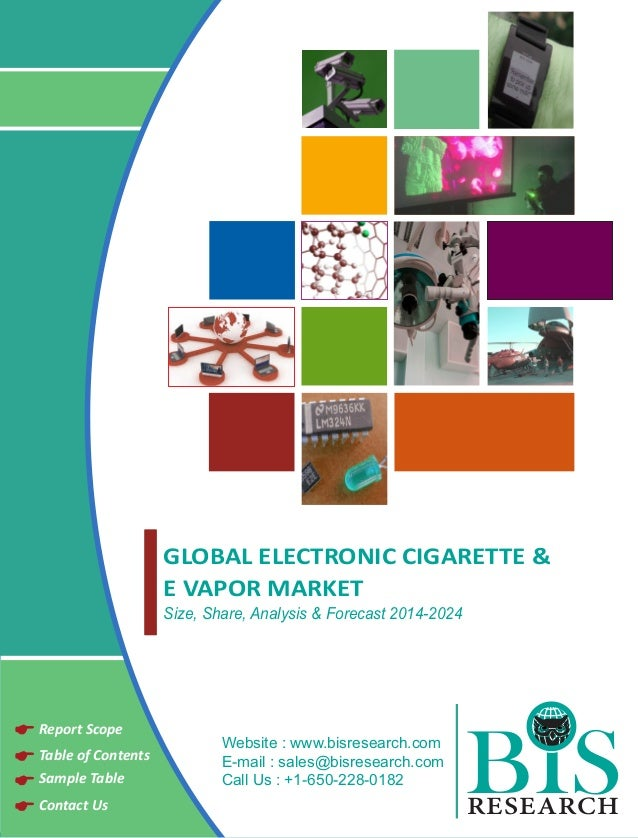 global e cigarette market - market penetration: comprehensive information on the product portfolios of the top players in the e-cigarette and t-vapor market.