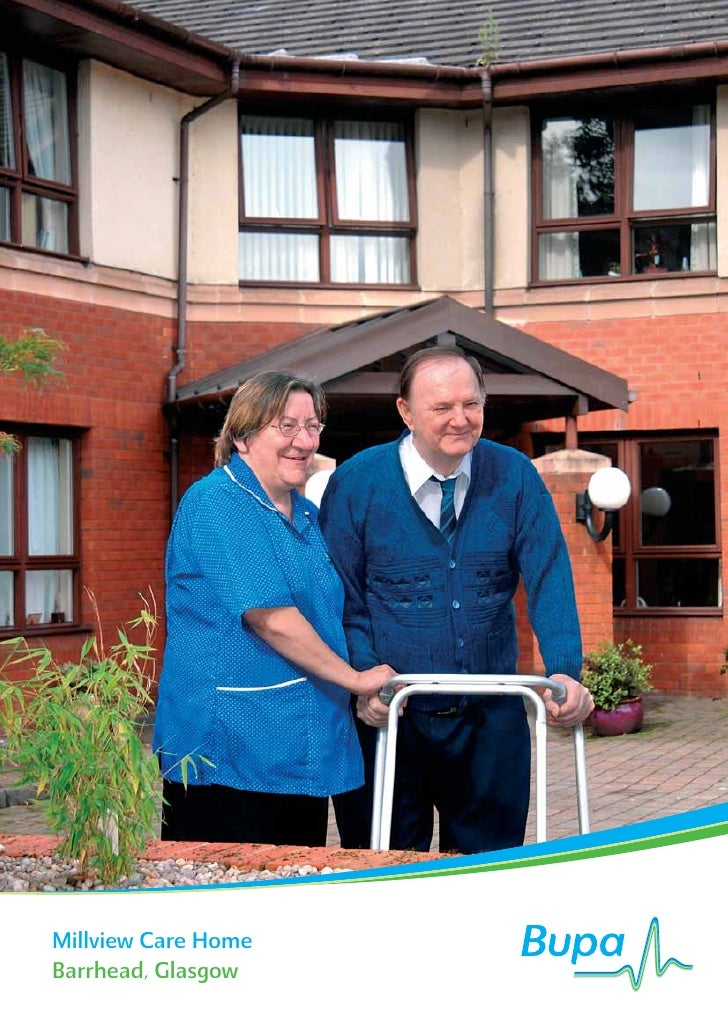 Millview Care HomeBarrhead, Glasgow