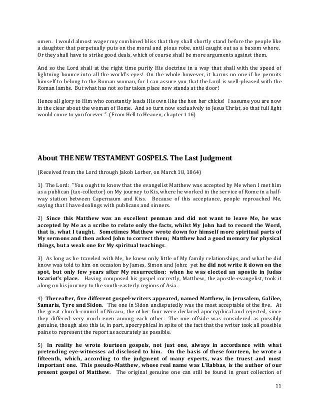 Brochure - NEW REVELATION - CHRISTIANITY UNVEILED - New Testament - e…