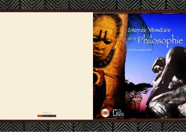 18-20 Novembre 2010 Université Populaire de l'Ile Maurice