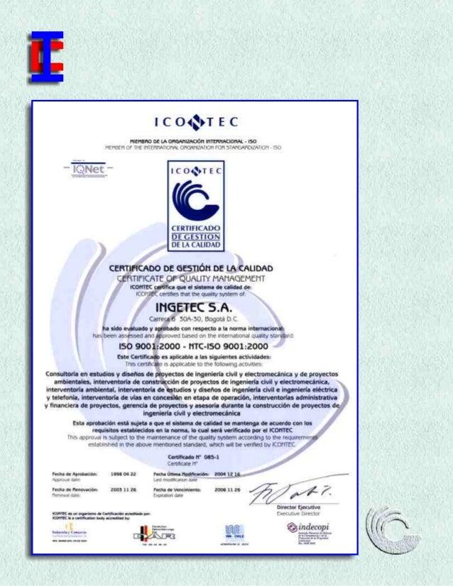Puentes y Viaductos  16 15 14 Puente Casa de Teja Carretera Bogotá - Villavicencio  I  NGETEC S.A. ha venido participando ...